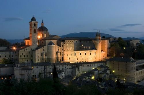 """Urbino - """" The Good Panorama of Urbino """""""
