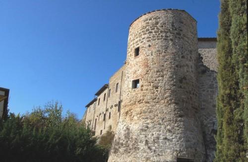 Attigliano - La torre castellana
