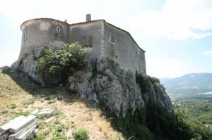 Il Castello,lato posteriore