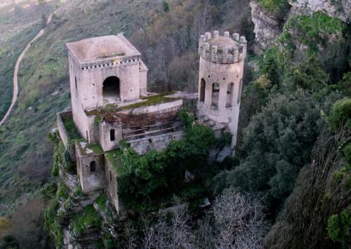 Erice - La Torretta Pepoli