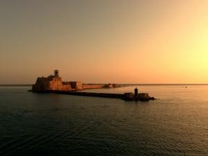 Forte sul mare - Brindisi
