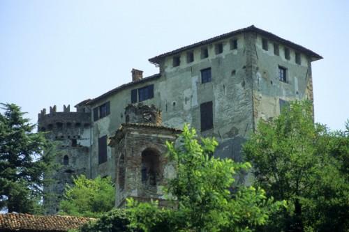 Casaleggio Boiro - il castello di casaleggio boiro