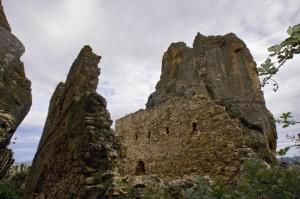 Ruderi del Castello di Gagliano