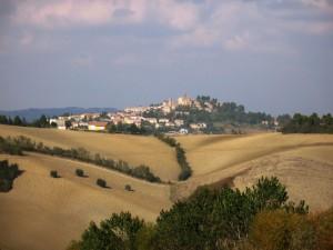 Panorama di Montemaggiore