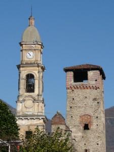La torre e il campanile