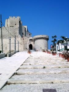 la fortezza di San Nicola