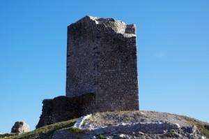 Castel Sporo-Rovina o di S.Anna_ruderi.