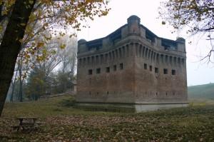Rocca Possente di Stellata - Come una prua