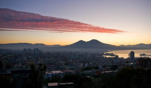Napoli - L'Alba di un nuovo giorno