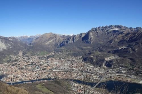 """Lecco - La """"Valle-città"""" di Lecco"""