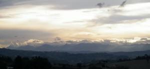 Nuvole e oro