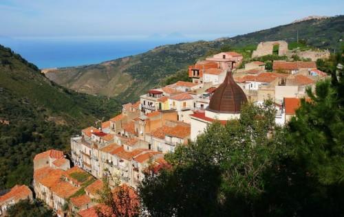 Militello Rosmarino - La cupola di San Biagio