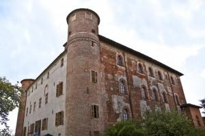Il castello dei conti Beraudo