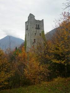 la torre di fra Dolcino