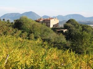 Casolare sui Monti Berici autunno 2009