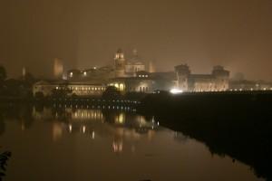 Castello di San Giorgio in notturno