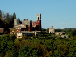 Il castello di Celsa