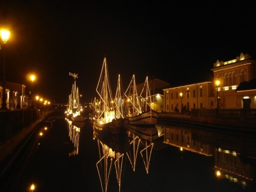 Cesenatico -  Natale by night