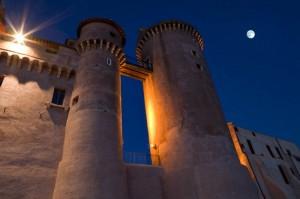 Castello con Luna