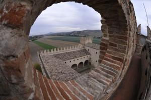 Castello della Rancia… il cerchio…
