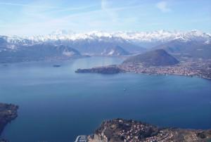 Spettacolare Lago Maggiore dal Poggio Sant'Elsa