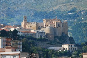 Il castello della baronessa di Carini.