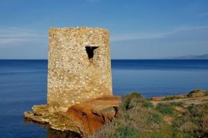 Porto Torres: La Torre Spagnola di Abbacurrente