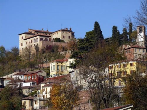 Ozzano Monferrato - pittoresco borgo monferrino.....