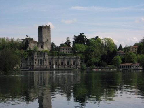 Trezzo sull'Adda - Trezzo sull'Adda, il Castello e la Centrale Taccani