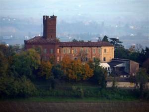 il castello di Uviglie……