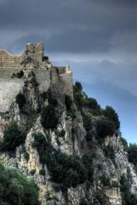 ruderi castello San Felice