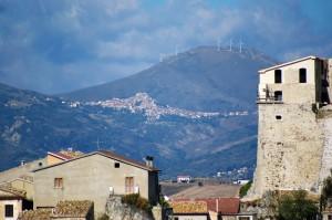 Castiglione Messer Marino da Bagnoli del Trigno