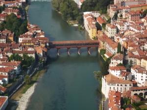 """il """"vecchio""""  ponte… orgoglio bassanese"""