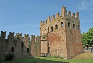Antica torre del castello