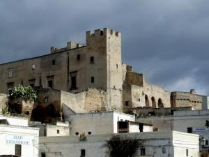 Grottaglie: il castello vescovile