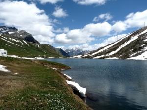 Lago del col nivolet
