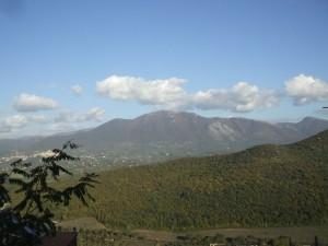 nubi innocue..sui Monti Lucretili