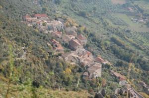 Caprile frazione di Roccasecca