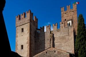 Il castello di Villafranca