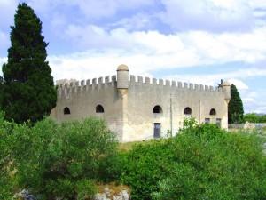 Masseria fortificata Tudisco (XVIII sec.)