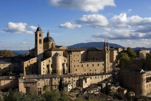 Panorama Pomeridiano di Urbino