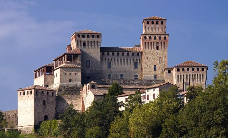 ''Castello di Torrechiara'' - Langhirano