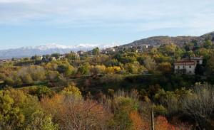 I colori autunnali di Tornimparte