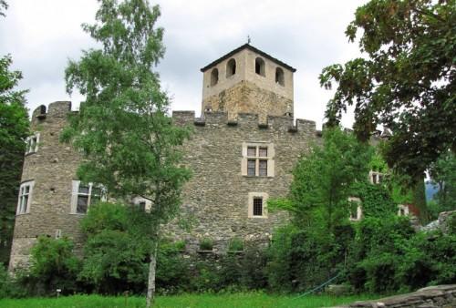 Introd - Il castello di Introd