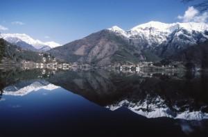 Il lago di Ledro