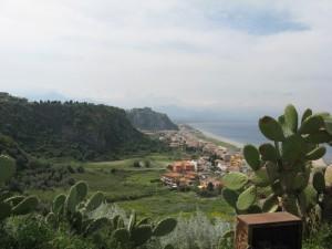 spiaggia di ponente Milazzo