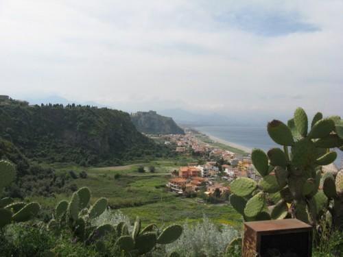 Milazzo - spiaggia di ponente Milazzo