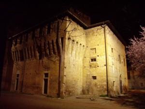 il castello di Montecchio Emilia