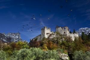 Stormo sul castello