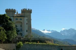 Il castello fiabesco